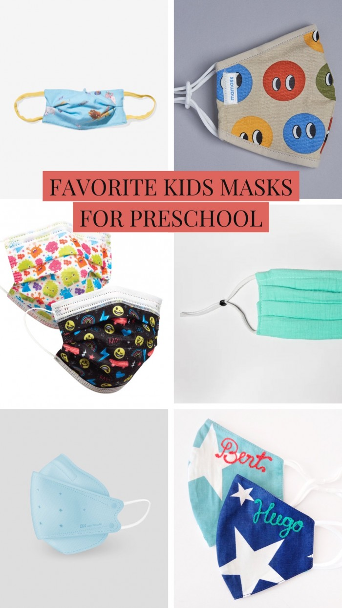 Favorite Masks for Preschoolers