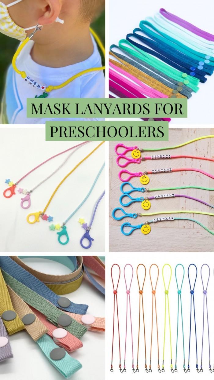 Mask Lanyards for Kids