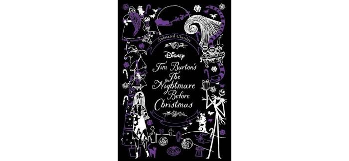 Nightmare Before Christmas Animated Classics