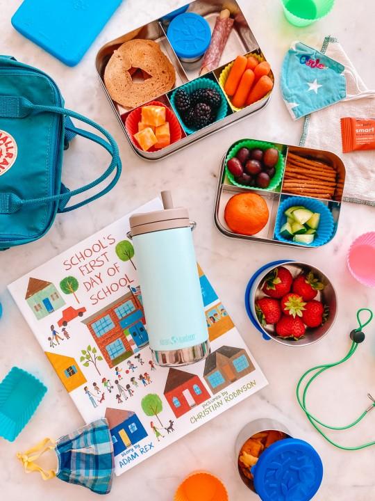 Lunch & School Essentials for Preschoolers