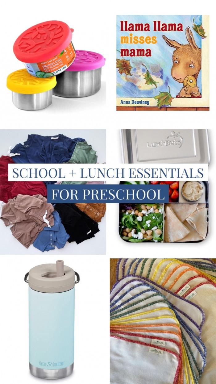 The Best Preschool Gear