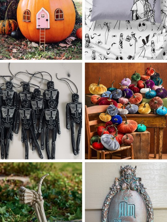 The Best Halloween Home Decor