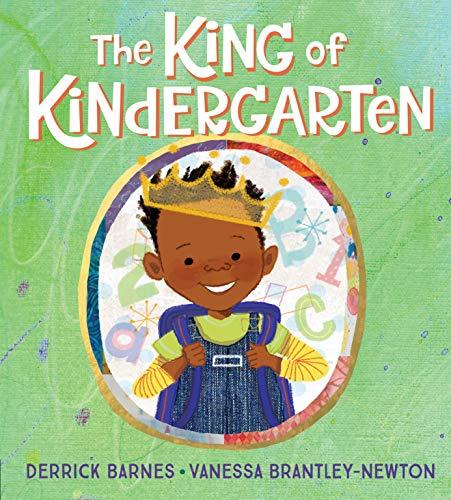 King of Kindergarten book cover