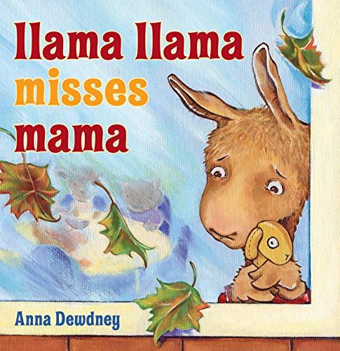 Llama Llama Misses Mama book cover